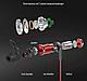 DW1 Takstar  Спортивные блютуз наушники-вкладыши (Bluetooth), фото 9
