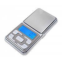 Карманные ювелирные электронные весы 0,1-500 гр , компактные весы