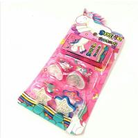 Набор печатей в ассортименте (Единороги и Фламинго), фото 1