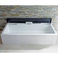 Duravit Флоатинг-ванна угол слева, со облицовочной акриловой панелью и рамой 700285 0 0 0 00 1000