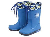 Мигающие резиновые сапоги для мальчиков LUPILU® Toddlers Boys Ботинки Германия 26/27  размер, фото 1