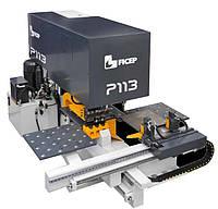 Автоматическая система с ЧПУ для пробивки,сверления и маркировки