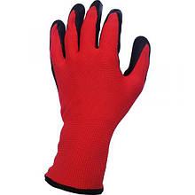 Стрейчевые перчатки с нитриловым покрытием