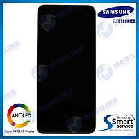 Дисплей на Samsung A705 Galaxy A70 Чёрный(Black),GH82-19747A, Super AMOLED!