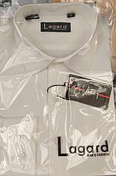Рубашка для мальчика белого цвета от 6  до 18 лет