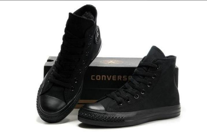 Кеды копия Converse All Star classic мужские и женские все цвета высокие