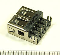 U015 USB Разъем, гнездо  для ноутбуков HP Compaq CQ42 G42 Asus K73 K73E K73SD K73SM K73SV U30JC