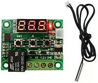Терморегулятор с индикацией 12В