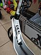 Самокат Scale Sports D-Max 9 white. Дисковый тормоз!, фото 4