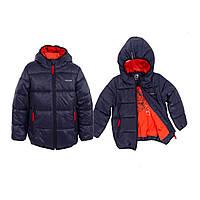 Демисезонная куртка для мальчика, TM Evolution
