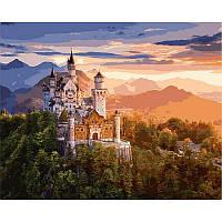 Картина по номерам Замок Нойванштайн 40Х50 Babylon VP908