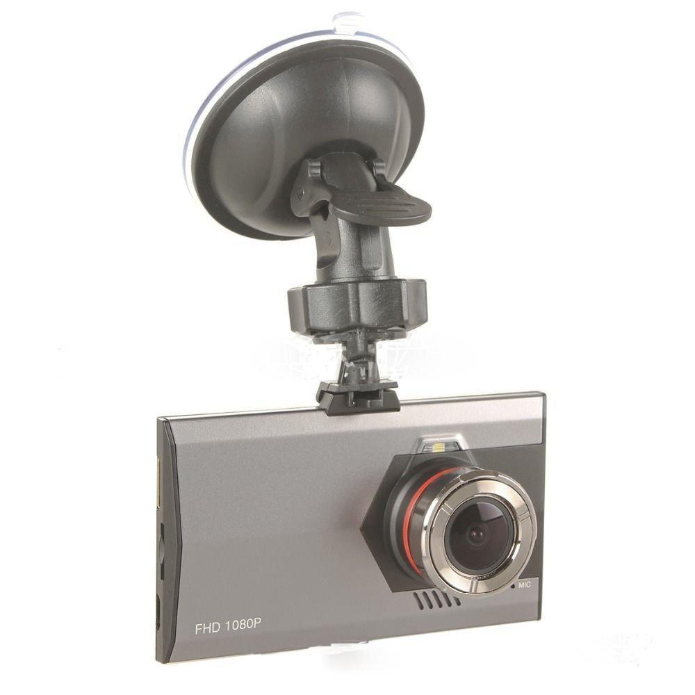 Автомобильный видеорегистратор DVR T360/238, ультра-тонкий регистратор в авто, диагональю экрана 3.0