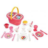 Игровой набор корзина для пикника Disney Princess Smoby 310554