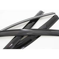 """Дефлекторы окон ветровики BMW X5 (E70) 2007-2013 """"VL-Tuning"""", фото 1"""