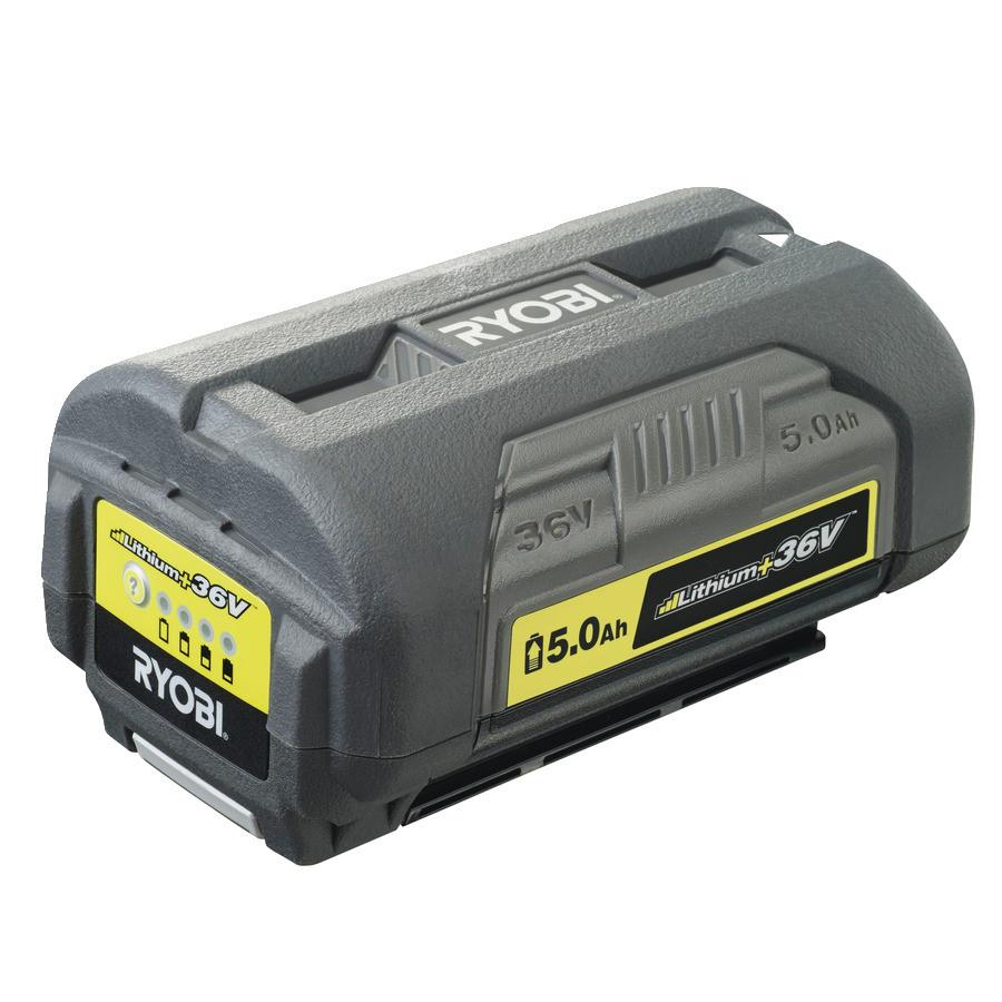 Аккумулятор Ryobi BPL3650D (36 В; 5.0 A*ч; Li-Ion)