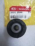 Сайлентблок перелнего рычага передний киа Соренто 2, KIA Sorento 2009-14 XM, 545513r000, фото 2