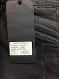 Джинсы мужские Franco Benussi 3635 темно-серые, фото 8