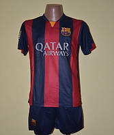 Футбольная форма команды Барселона