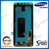 Дисплей на Samsung A605 Galaxy A6+/Plus Чёрный(Black),GH97-21878A, Super AMOLED!, фото 2