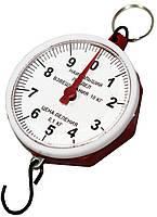 Весы кухонные для дома (10kg) кантер бытовой, круглый, фото 1