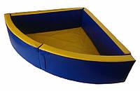 Сухой бассейн Kidigo Угол 1,8 MMSB10