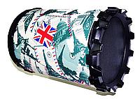 Колонка Портативная Цилиндрическая Беспроводная (Bluetooth) KTS-856 (Реплика)