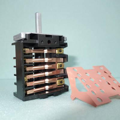 Переключатели мощности, режимов для электроплит и духовок (ПМ)