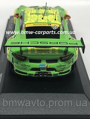 Модель автомобиля Porsche 911 GT3 R №912, Winner 24h Nurburgring, фото 2