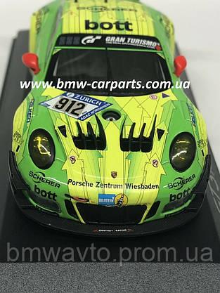 Модель автомобиля Porsche 911 GT3 R №912, Winner 24h Nurburgring, фото 3