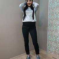 Котоновые брюки для беременных, фото 1