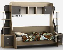 Детская комната Д-3. Разные размеры и раскраски. Можно покупать отдельные комплектующие.