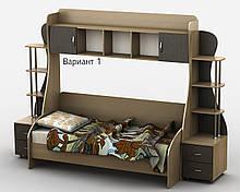 Детская комната Д-3Р. Разные размеры и раскраски. Можно покупать отдельные комплектующие.