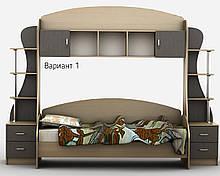 Детская комната Д-1. Разные размеры и раскраски. Можно покупать отдельные комплектующие.