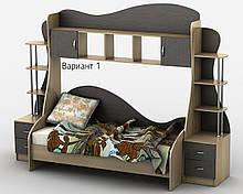Детская комната Д-2. Разные размеры и раскраски. Можно покупать отдельные комплектующие.