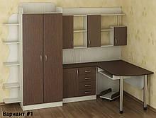 Детская комната Д-15. Разные размеры и раскраски. Можно покупать отдельные комплектующие.