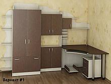 Детская комната Д-11. Разные размеры и раскраски. Можно покупать отдельные комплектующие.