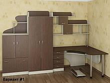 Детская комната Д-13. Разные размеры и раскраски. Можно покупать отдельные комплектующие.