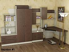 Детская комната Д-10. Разные размеры и раскраски. Можно покупать отдельные комплектующие.