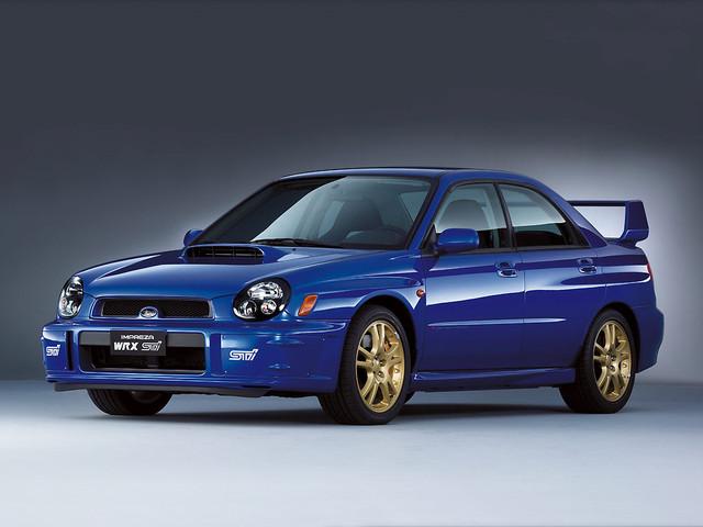 Subaru Impreza (GD/B) (10.2000-12.2002)