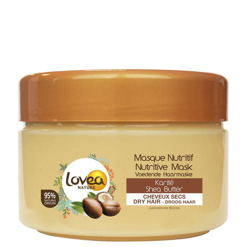 Маска для волос Lovea Hair Mask With Shea, 500 мл