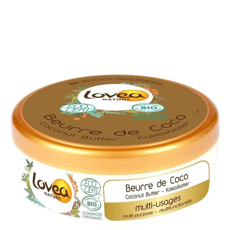 Баттер для тіла з кокосовим маслом Lovea Nutritive Bodybutter Coconut, 150 мл, фото 2