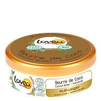 Баттер для тела с кокосовым маслом Lovea Nutritive Bodybutter Coconut, 150 мл