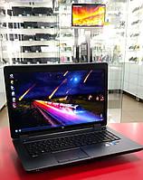 """Ноутбук HP Z Book 17 17.3"""" Intel Core i7 2.9 GHz 8 GB RAM 240 GB SDD 500 GB HDD Silver Б/У"""
