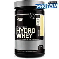 Гидролизат сывороточного протеина Optimum Nutrition Platinum Hydrowhey 795 g