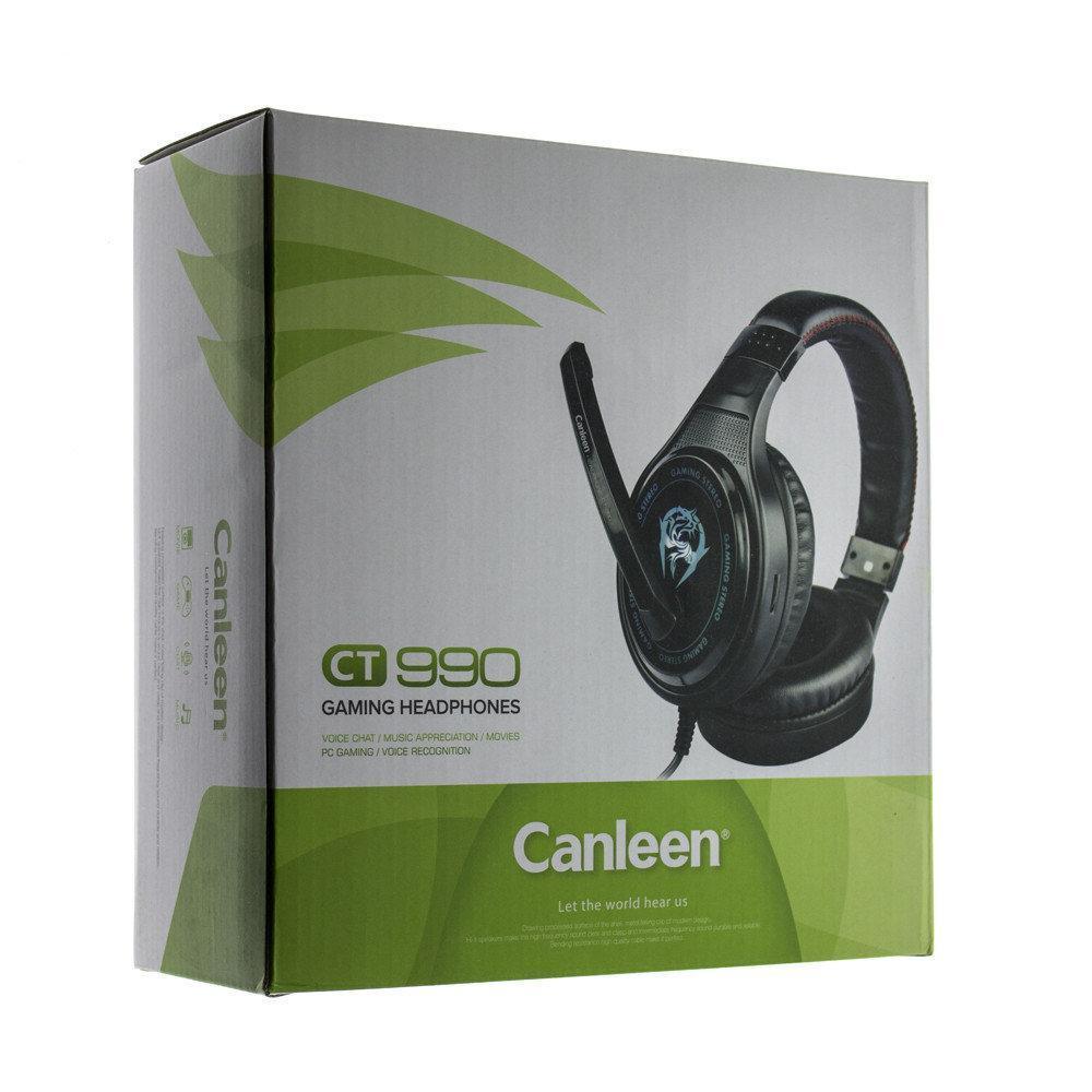 Наушники для компьютера Canleen ct 990