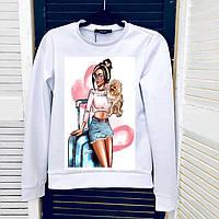 Модные женские свитшоты 2019