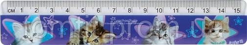 """Линейка пластиковая """"Rachael Hale"""", 15 см, фото 2"""
