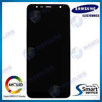 Дисплей на Samsung J610/J415 Galaxy J6+/J4+(2018) Чёрный(Black),GH97-22582A,оригинал!