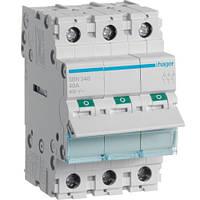 Выключатель нагрузки Hager 3-полюсный, 40 А, SBN340