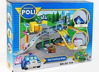 Паркинг Робокар Поли XZ-154